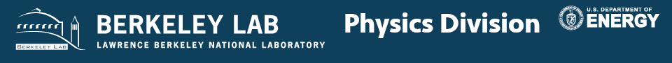 LBNL Physics Division Research Progress Meetings